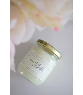 Bougie parfumée qui sent les produits pour bébé