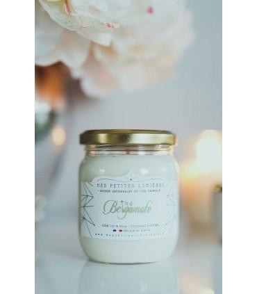 Bougie parfumée Thé bergamote