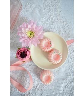 Cire parfumée pour la maison, senteur florale fruitée